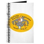 Yellow Logo Journal