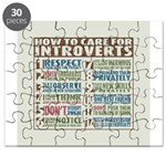 Care for Introverts Puzzle