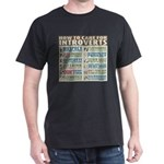 Care for Introverts Dark T-Shirt