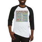 Care for Introverts Baseball Jersey