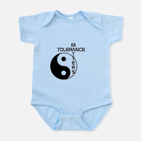 Tolerance Matters Infant Bodysuit