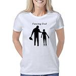 fencingdad Women's Classic T-Shirt
