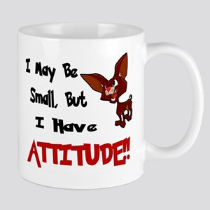 I May Be Small (Chihuahua) Mug