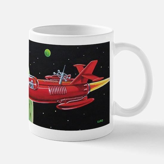 X-30 SPACE ROCKET Mug