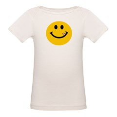 Smiley Sticking out Tongue Tee