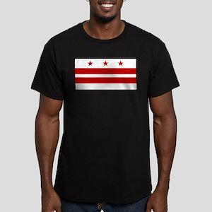DC Flag Ash Grey T-Shirt