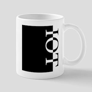 IOT Typography Mug
