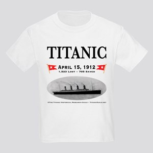 TG2 Ghost Boat 12x12-b T-Shirt