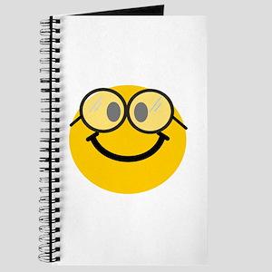 Geek Smiley Journal