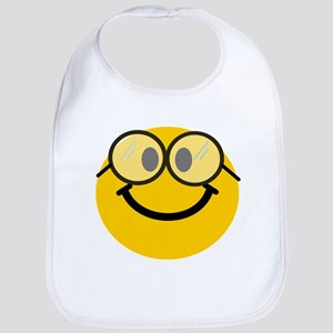 Geek Smiley Bib