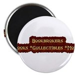 Bookbrokers Magnets