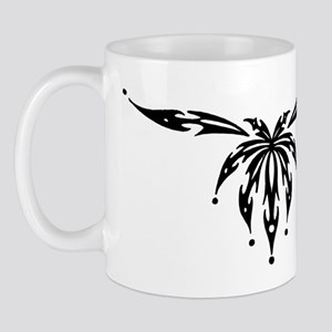 Fancy Marijuana Tribal Mug