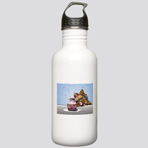 Hey there, Cupcake! Stainless Water Bottle 1.0L