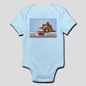 Hey there, Cupcake! Infant Bodysuit