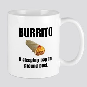 Burrito Sleeping Bag Mug