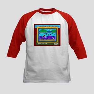 TI Open Water Experience Kids Baseball Jersey