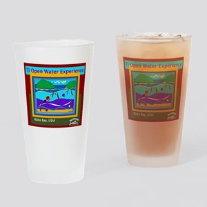 TI Open Water Experience Drinking Glass