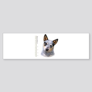 Australian Cattle Dog Sticker (Bumper)