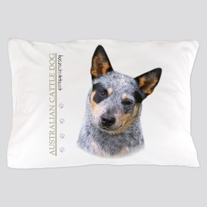 Australian Cattle Dog Pillow Case