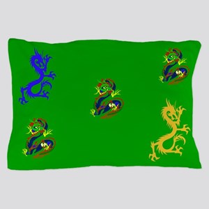 Dragon Pillow Case