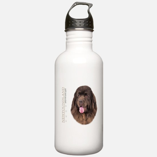 Brown Newfoundland Water Bottle