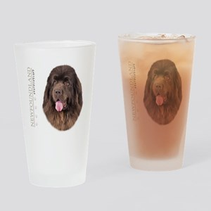 Brown Newfoundland Drinking Glass