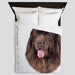 Brown Newfoundland Queen Duvet
