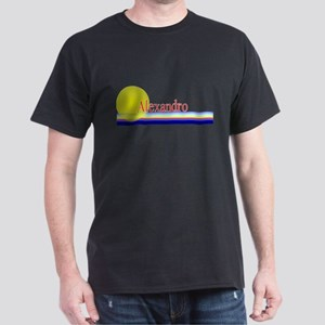 Alexandro Black T-Shirt