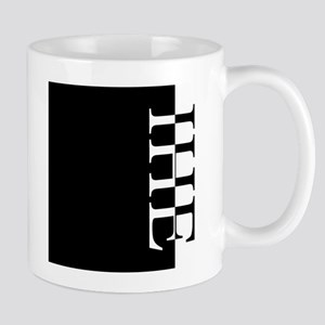 IHE Typography Mug