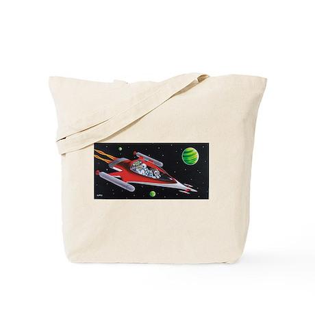 ROCKET LAB Tote Bag