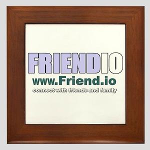 Domain Name Items Framed Tile
