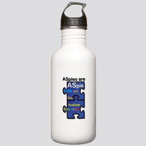 AS PIEces Stainless Water Bottle 1.0L