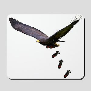 Black Hawk Bombing Mousepad