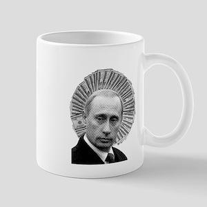 Saint Vladimir Putin Corrupt Politician Mug