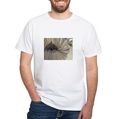 Argus Pheasant White T-Shirt