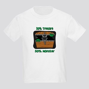 Half Treasure Half Monster Kids T-Shirt