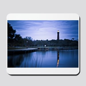 Currituck Beach Light Mousepad