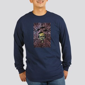 Macabre Long Sleeve Dark T-Shirt