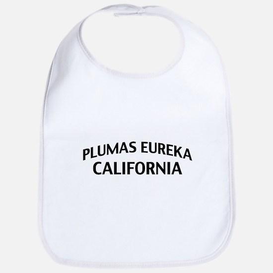 Plumas Eureka California Bib
