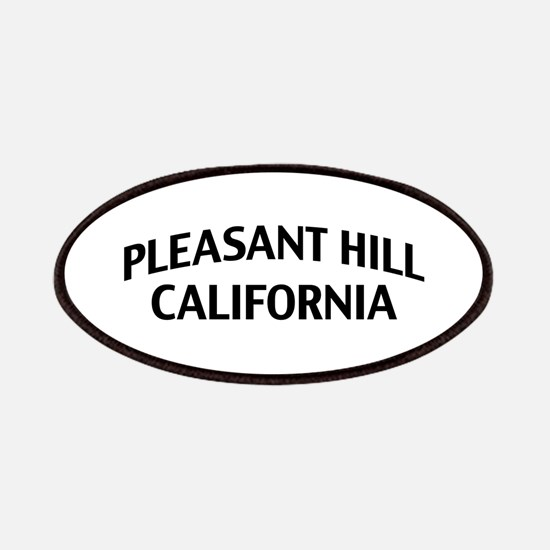 Pleasant Hill California Patches