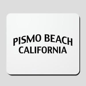 Pismo Beach California Mousepad