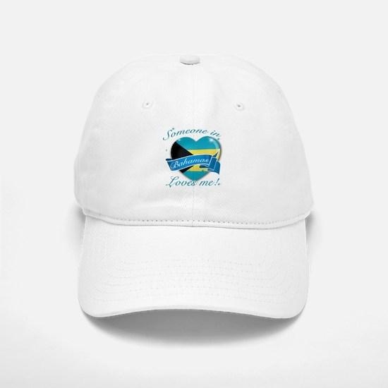 Bahamas Flag Design Baseball Baseball Cap