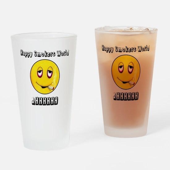Ahhhhhh Pint Drinking Glass
