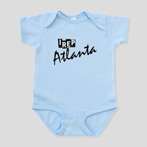 I rep Atlanta Infant Bodysuit