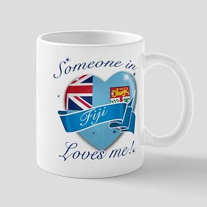 Fiji Flag Design Mug