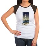Mother Nurturer Women's Cap Sleeve T-Shirt