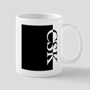 CSK Typography Mug