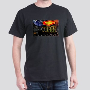 battle of the planets Dark T-Shirt