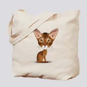 Aby Caricature Tote Bag