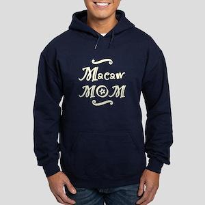Macaw MOM Hoodie (dark)
